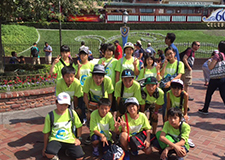 子ども海外研修の写真