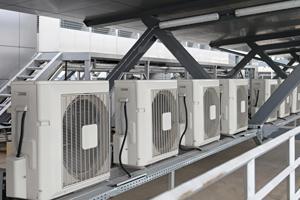 エアコン製造関係の写真