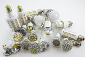 LED照明機器製造関係の写真