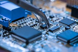 電子回路基板組立関係の写真