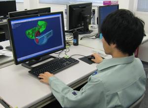 CAD(3Dデータ)の写真