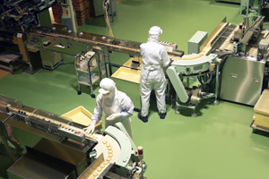 お豆腐製造関係の写真