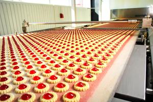 お菓子製造関係の写真